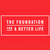 The Foundation for a Better Life